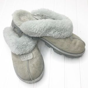 UGG | Fur Lined Slippers